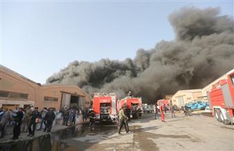رئيس مفوضية الانتخابات العراقية: حريق الرصافة لن يؤثر على نتائج الانتخابات.. ويجب حمايتنا من الاستهداف