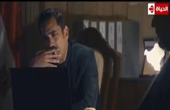 """""""البزاوي"""" يداعب أمير كرارة: أنت راجع مكتبي عشان تجبلي حقي ولا تشرب سجاير"""