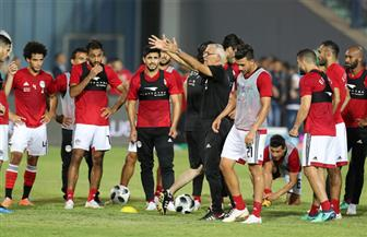 كوبر يعلن التشكيل الرسمي لمنتخب مصر أمام أوروجواى في كأس العالم