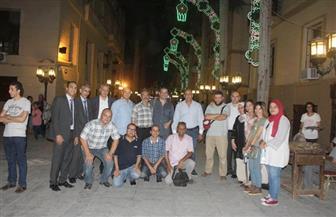 """رئيس صندوق التنمية الثقافية: استمرار فعاليات شارع """"الشريفين"""" بعد رمضان"""