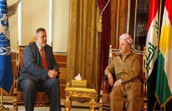 مسعود بارزاني يتحدى: نرفض إلغاء أصوات البيشمركة ولو كان الثمن إعادة الانتخابات العراقية