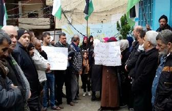 """اعتصام  في رام الله يطالب برفع """"الإجراءات العقابية"""" عن قطاع غزة"""