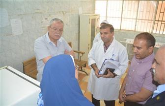 محافظ المنيا يتابع مستوى الخدمة الطبية بمستشفى الفكرية ضمن جولة بمركز أبوقرقاص