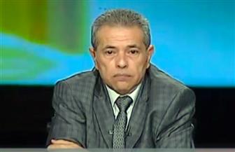 حجز طعن توفيق عكاشة على غلق قناة الفراعين للحكم