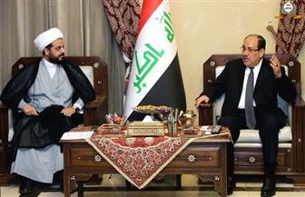 نوري المالكي يتفق مع وفد تحالف الفتح العراقي على تشكيل التحالف الوطني الشامل