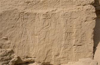"""بعثة """"مصرية – أمريكية"""" تتوصل إلى كشف أثرى جديد بصحراء إدفو"""