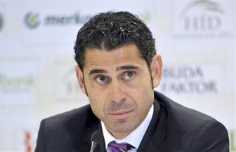 رسميا.. فرناندو هييرو يتقدم باستقالته من تدريب منتخب إسبانيا