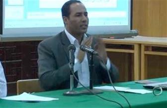 """خالد أبو الليل لـ""""بوابة الأهرام"""": حصولي على جائزة الدولة التشجيعية بداية نحو طموحات علمية جديدة"""
