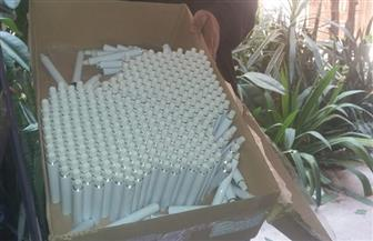 حي النزهة يداهم عقارا مخالفا ويكشف مصنعا لتحضير الأدوية