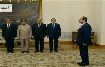 محمد زكي وزيرا للدفاع.. ومحمود توفيق للداخلية
