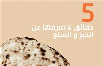 5 حقائق لا تعرفها عن دعم الخبز والسلع | إنفوجراف