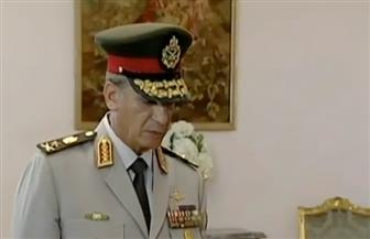 تعرف على السيرة الذاتية للفريق محمد زكي وزير الدفاع الجديد