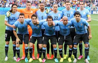 أوروجواي تواجه كوريا الجنوبية وديا