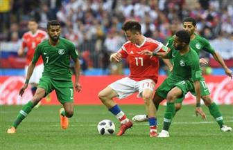 كأس العالم 2018: التشكيل الرسمي لمنتخبي السعودية وأوروجواي