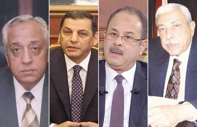 7 تغييرات فى وزارة الداخلية منذ  25 يناير  -