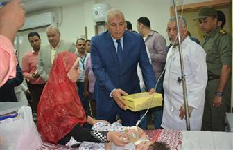 محافظ الوادي الجديد يؤدي صلاة العيد في بغداد