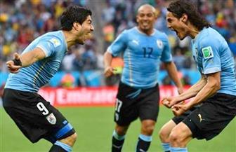 المدير الفنى لأوروجواى يعلن عن التشكيل الرسمى لمواجهة مصر فى كأس العالم