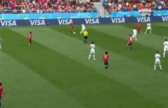 تريزيجيه وكافاني يختبرا حراس المرمى.. و15 دقيقة تعادل سلبي بين مصر وأوروجواي