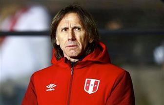 مدرب بيرو لا يخفي قلقه قبل مواجهة البرازيل