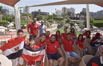الأهلي يوفر شاشات للأعضاء لمشاهدة مباريات كأس العالم | صور