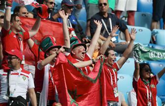 المغرب تهدد مرمى إيران في الربع ساعة الأولى من المباراة