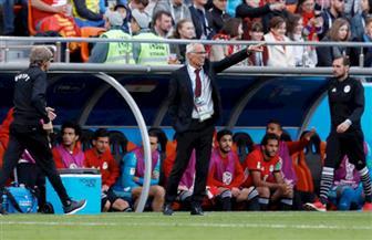 كوبر: راض عن أداء المنتخب المصري أمام أوروجواي.. ولهذا السبب غاب صلاح