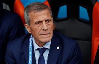 مدرب أوروجواي: مصر لعبت مباراة كبيرة.. وتواجد صلاح بالملعب كان سيفيدهم بالتأكيد
