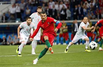 رقمان قياسيان لرونالدو بعد هدفيه في مرمى المنتخب الإسباني