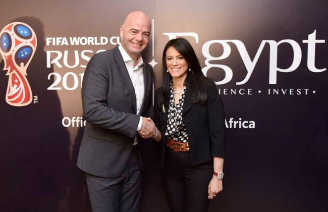 حملة عالمية مصرية بجهود وزيرة السياحة والعاملين بها تتفوق على شركات الدعاية العالمية -