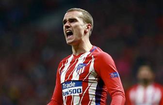 أتيليتكو مدريد يعلن انتقال جريزمان إلى برشلونة