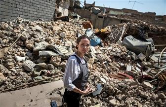 أنجلينا جولي تزور الموصل.. وتدعو لدعم إعادة الإعمار