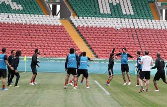 المنتخب الوطني يختتم استعداداته للسعودية صباح الغد