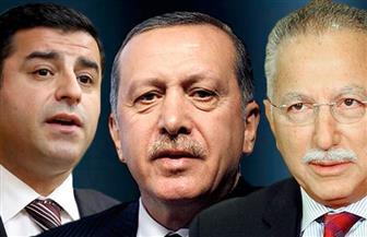 """الانتخابات التركية: """"أردوغان"""" ينافس مرشحا معتقلا ومعارضة هشة.. واستطلاع: شعبيته تراجعت والإعادة قائمة"""