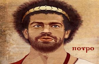 """""""النني"""" بعيون حورس وصلاح """"الملك"""".. الأثريون خلف نجوم الفراعنة عبر شبكات التواصل  صور"""