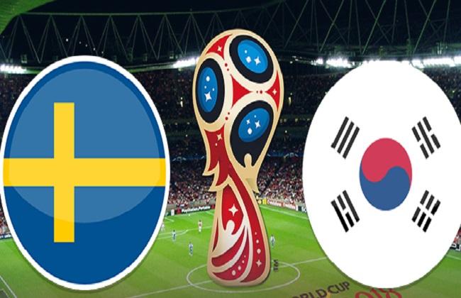 تشكيل منتخبي كوريا الجنوبية والسويد في مواجهة اليوم -