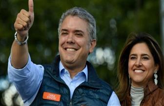 اليميني دوكي يفوز بجولة إعادة انتخابات الرئاسة في كولومبيا