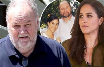 والد ميجان ماركل: ندمان لعدم تمكني من مرافقة ابنتي في زواجها من الأمير هاري