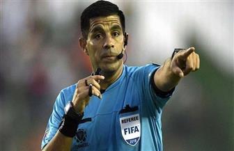 تعرف على السيرة الذاتية لحكم مباراة مصر وروسيا بكأس العالم