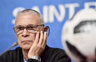 """كوبر: """"لست قلقا"""" من عدم التسجيل أمام أوروجواي.. ونحن نملك أسلوبنا وإستراتيجيتنا الخاصة"""