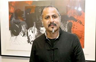 أيقونات فنية مصرية في معرض البحريني جمال عبد الرحيم