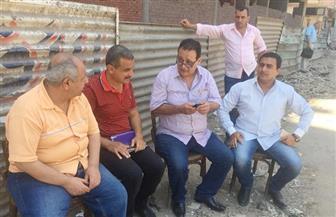 """إضراب سائقي خط """"طناح-المنصورة"""" ورئاسة المركز توفر سيارات بديلة   صور"""