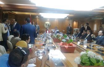 وزير التعليم العالي يكشف خطوات التعاون مع وزارة الصحة