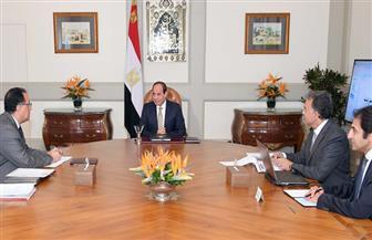 الرئيس السيسي يوجه باستمرار جهود تطوير منظومة النقل وتعزيز إجراءات الأمان والسلامة بالسكك الحديدية
