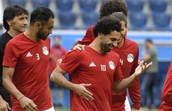 رسميا.. محمد صلاح وتريزيجيه وعبد الله السعيد يقودون هجوم مصر أمام روسيا