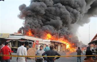 مصدر أمني عراقي: مقتل 4 من عناصر الشرطة في انفجار عبوة ناسفة شمال بغداد