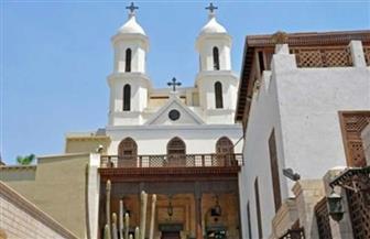 البابا تواضروس الثاني يزور الكنيسة المعلقة احتفالا بذكرى دخول العائلة المقدسة مصر