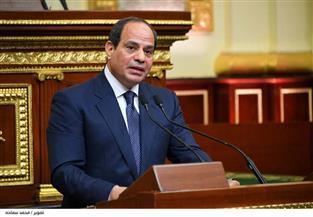 """السيسي: """"أنا رئيس لكل المصريين.. وأروع أيام الوطن ستأتي قريبا"""""""