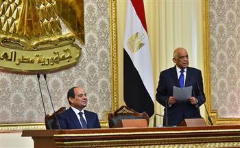 نص كلمة رئيس مجلس النواب في جلسة حلف اليمين الدستورية