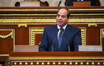 الرئيس: مصر تسعنا جميعا.. ولن أستثني من الحوار إلا من اختار العنف والإرهاب والفكر المتطرف