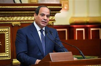 23 رسالة في خطاب الرئيس السيسي أمام مجلس النواب عقب أداء اليمين